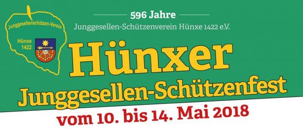Hünxer Junggesellen-Schützenfest 2018