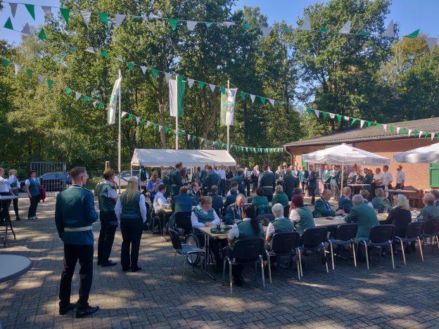 Eröffnung Gemeindepokalschießen 2019